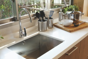 kitchen sink that used Falls Church, VA Plumbing Services